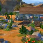 maison jeu de base sims 4