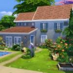 sims 4 construction maison