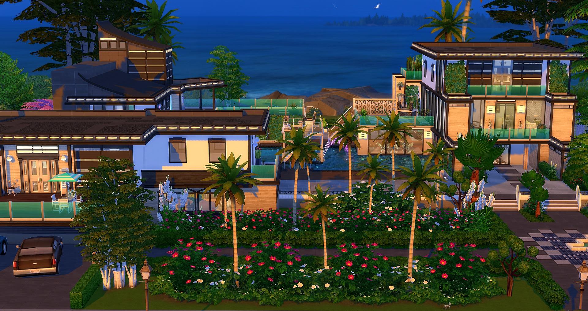 maison de reves sims 4 ventana blog. Black Bedroom Furniture Sets. Home Design Ideas