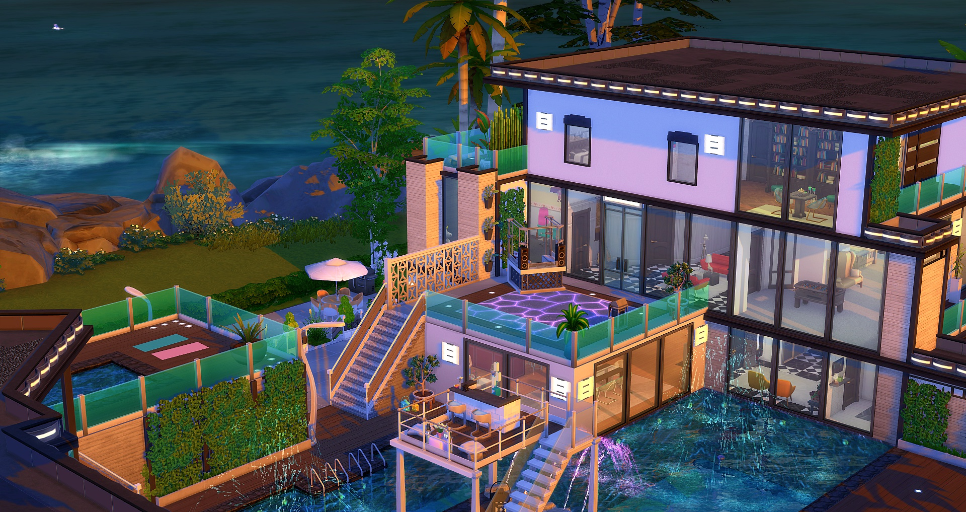 Caraïbes Studiosims Creation