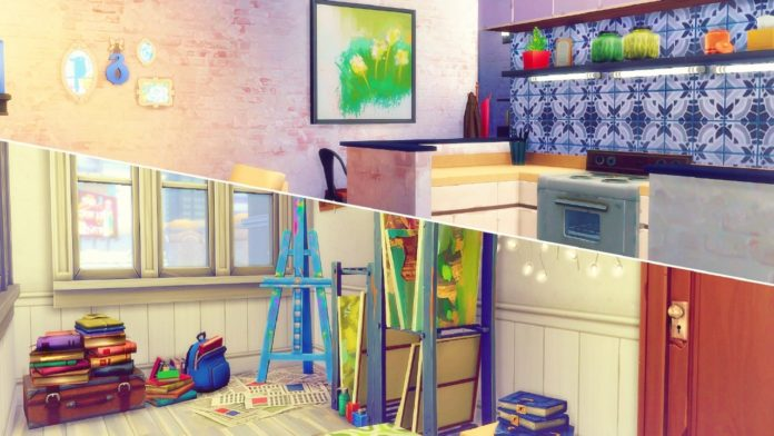 appartement sims 4 san myshuno
