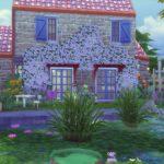 construction sims 4 belle maison