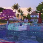 sims 4 parc luxe paradis