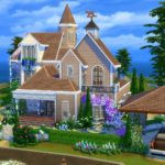 Diego house sims 4