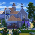 maison de rêve sims 4