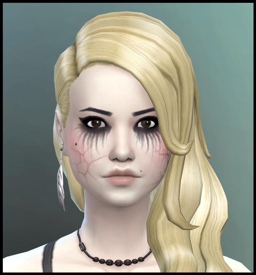 magnifique simette vampire sims 4