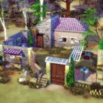 sims 4 ruine camping téléchargement studiosimscreation