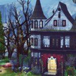 vampire maison manoir Angerouge24