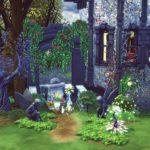 studiosimscreation vampire cimetière