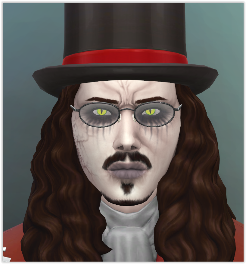 Gary Dracula Sims 4 vampire studiosimscreation