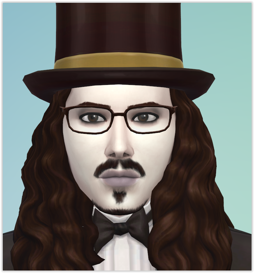 Gary Dracula Sims 4 vampire