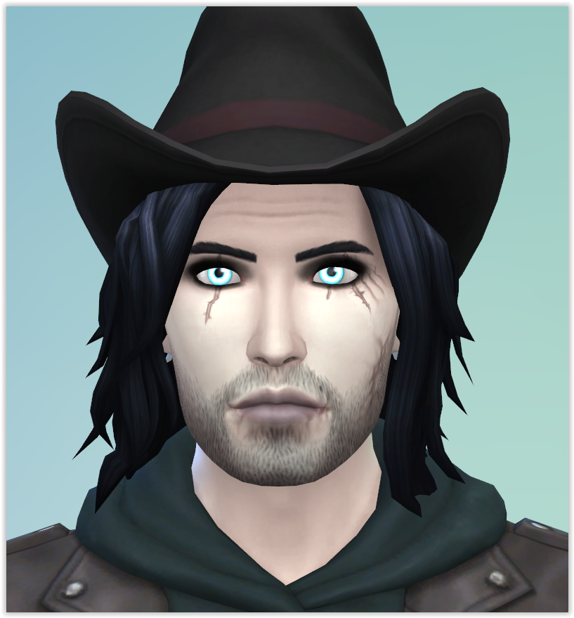 Xander Desmond vampire studiosimscreation sims