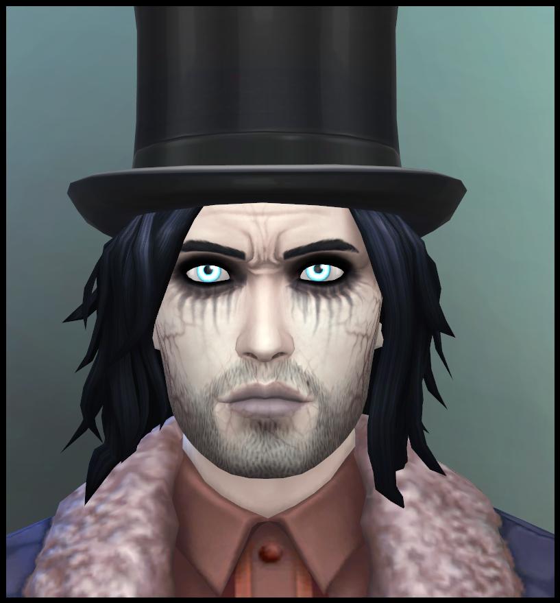 Xander Desmond vampire studiosimscreation sims