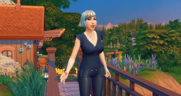 Daisy Bell studiosimscreation sims 4