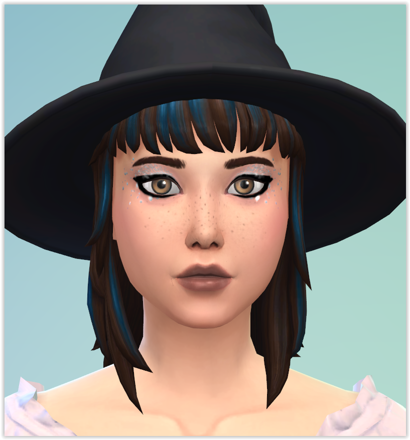 sims 4 sorcière Lilith studiosimscreation