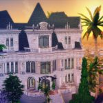château sims 4 studiosimscreation