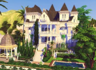 palace sims 4 studiosimscreation