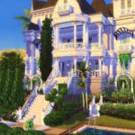 studiosimscreation palace sims 4 angerouge