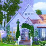 maison blanche studiosimscreation sims 4