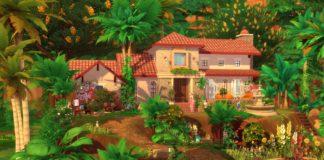 maison selvadorada construction sims