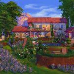 sims 4 belle maison