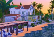 plage sims 4 studiosimscreation
