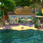 bungalow sims 4