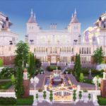 château sims 4